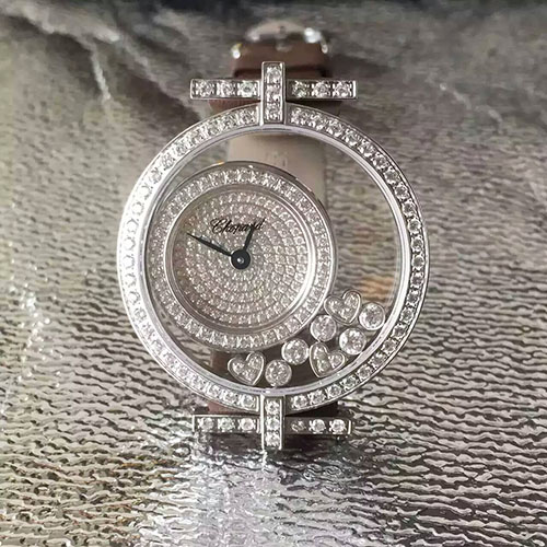 蕭邦 Chopard happy sport系列 搭載瑞士ETA石英機芯 316L精鋼 36mm