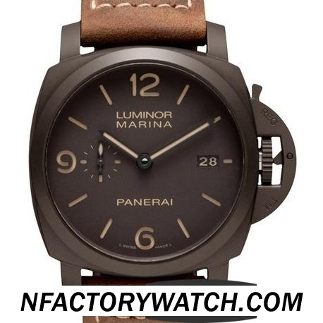 沛納海 Panerai Luminor Marina 1950 3 Days Automatic Pam00386/Pam386 V2